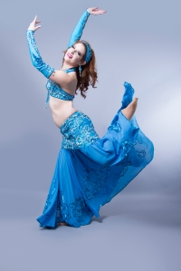 Classical bellydance by Nefabit, Photo by Austinspace